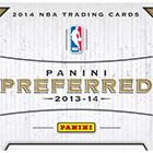 2013-14 Panini Preferred Basketball Cards