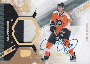 2013-14 SP Authentic Hockey Cards 29