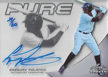 Gregory Polanco Rookie Cards and Prospect Cards Guide 35