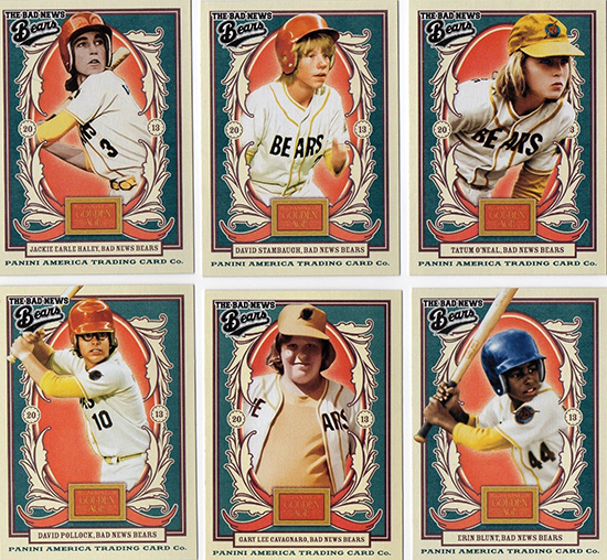 Hobby Gone Hollywood: Baseball Cards of Baseball Movies 10