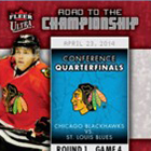 2014-15 Fleer Ultra Hockey Cards