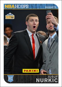 Panini Reveals First Virtual Cards of 2014 NBA Draft Class 5