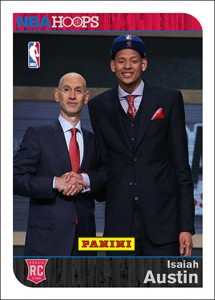 Panini Reveals First Virtual Cards of 2014 NBA Draft Class 6