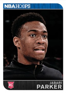 2014-15 NBA Hoops Jabari Parker Preview