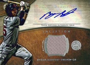 2014 Bowman Inception Baseball Cards 24