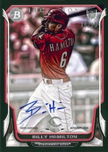 2014 Bowman Inception Baseball Cards 30
