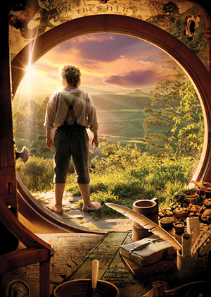 2014 Cryptozoic The Hobbit: An Unexpected Journey Trading Cards 26