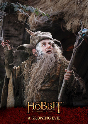 2014 Cryptozoic The Hobbit: An Unexpected Journey Trading Cards 23