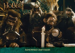 2014 Cryptozoic The Hobbit: An Unexpected Journey Trading Cards 29