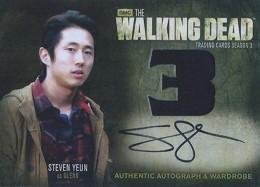 2014 Cryptozoic Walking Dead Season 3 Autographed Wardrobe AM1