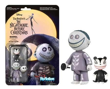 2014 Funko Nightmare Before Christmas ReAction Figures 19