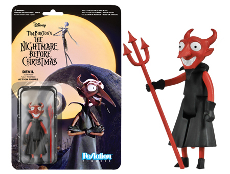 2014 Funko Nightmare Before Christmas ReAction Figures 21