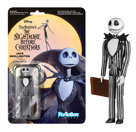 2014 Funko Nightmare Before Christmas ReAction Figures 23