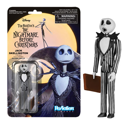 2014 Funko Nightmare Before Christmas ReAction Figures 24