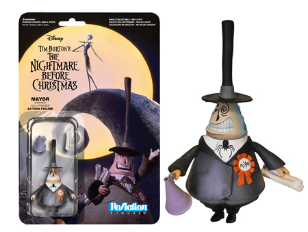 2014 Funko Nightmare Before Christmas ReAction Figures 26