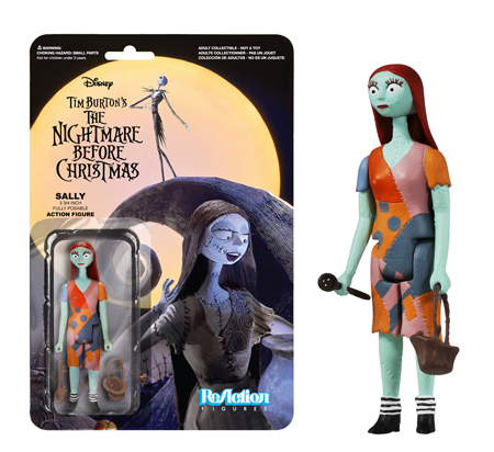 2014 Funko Nightmare Before Christmas ReAction Figures 27