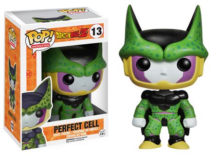 Ultimate Funko Pop Dragon Ball Z Figures Checklist and Gallery 8