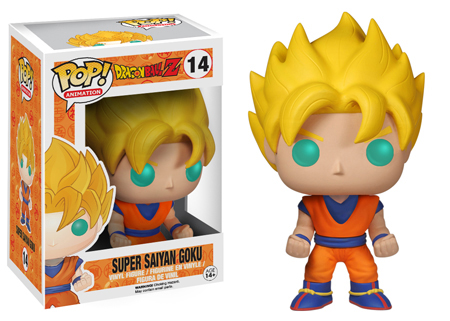 Ultimate Funko Pop Dragon Ball Z Figures Checklist and Gallery 10