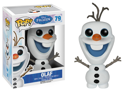 2014 Funko Pop Frozen Olaf