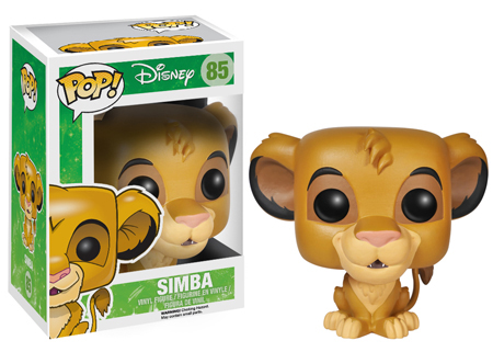 2014 Funko Pop Lion King Simba