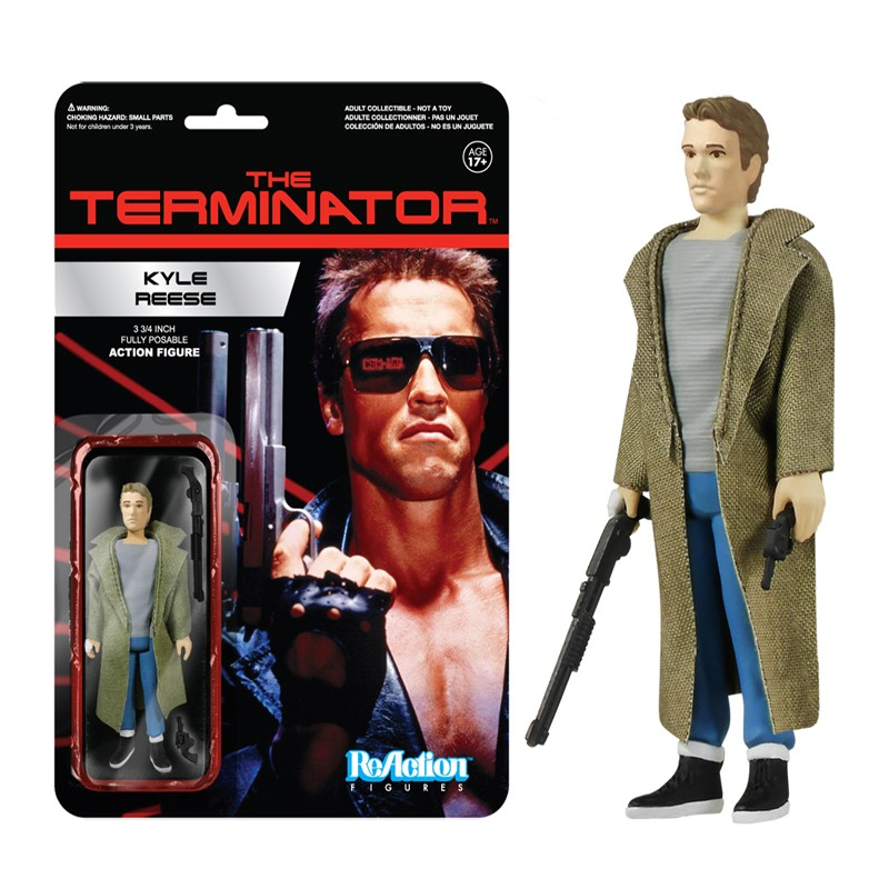 2014 Funko Terminator ReAction Figures 19
