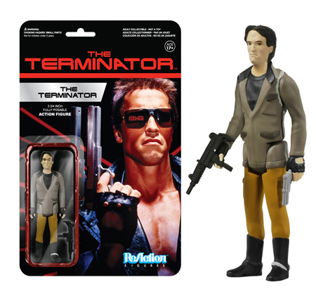 Ultimate Funko Terminator ReAction Figures Guide 6