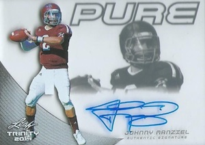 Johnny Manziel Cards, Rookie Cards, Key Early Cards and Autographed Memorabilia Guide 95