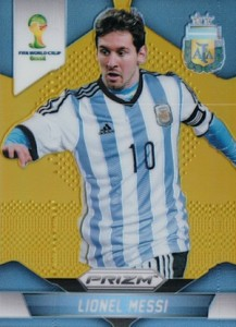 Top Lionel Messi Soccer Cards to Collect After His 5th Ballon d'Or 4
