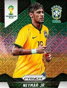 One-of-One 2014 Panini Prizm World Cup El Samba Parallels Guide 1