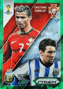 Top Lionel Messi Soccer Cards to Collect After His 5th Ballon d'Or 6