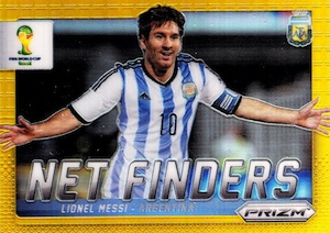 Top Lionel Messi Soccer Cards to Collect After His 5th Ballon d'Or 7