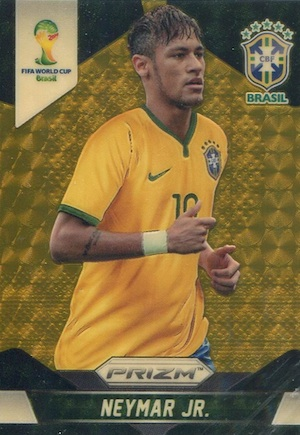 Top Neymar Cards to Collect 5