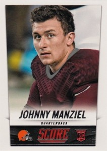 Johnny Manziel Cards, Rookie Cards, Key Early Cards and Autographed Memorabilia Guide 50