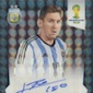 SOLD! 2014 Panini Prizm World Cup Lionel Messi Black Autograph Fetches Huge Price