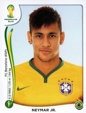 Top Neymar Cards to Collect 4