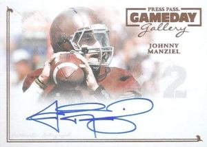 Johnny Manziel Cards, Rookie Cards, Key Early Cards and Autographed Memorabilia Guide 96