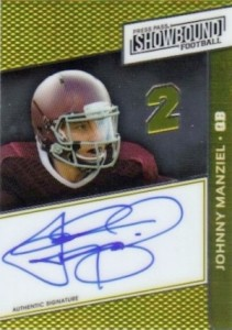 Johnny Manziel Cards, Rookie Cards, Key Early Cards and Autographed Memorabilia Guide 97
