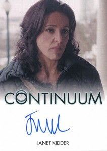 2014 Rittenhouse Continuum Seasons 1 and 2 Autographs Guide 16