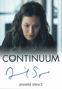 2014 Rittenhouse Continuum Seasons 1 and 2 Autographs Guide 10