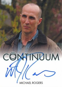 2014 Rittenhouse Continuum Seasons 1 and 2 Autographs Guide 20