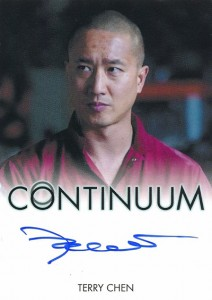 2014 Rittenhouse Continuum Seasons 1 and 2 Autographs Guide 2