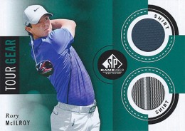 2014 SP Game Used Golf Short Prints 2
