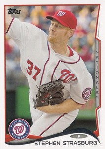 2014 Topps Series 2 Baseball Variation Short Prints Guide 105