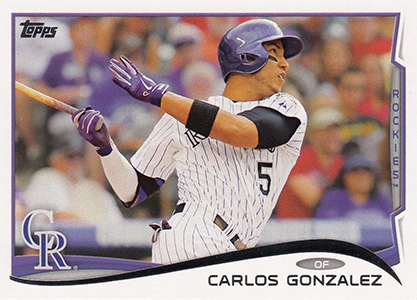 2014 Topps Series 2 Baseball Variation Short Prints Guide 111