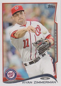 2014 Topps Series 2 Baseball Variation Short Prints Guide 119