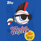 2014 Topps Major League 25th Anniversary Over-Sized Baseball Cards