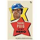 2014 Topps My Hero Baseball Art Prints