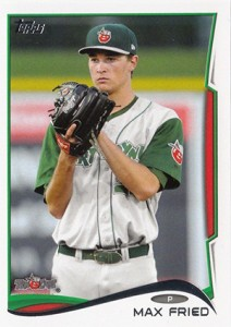 2014 Topps Pro Debut Variations Max Fried