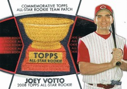 2014 Topps Series 2 Baseball All-Rookie Cup Patch Joey Votto