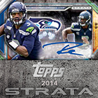 2014 Topps Strata Football Cards
